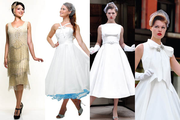 Alternative & Non-Strapless Wedding Dress Ideas For A Rock