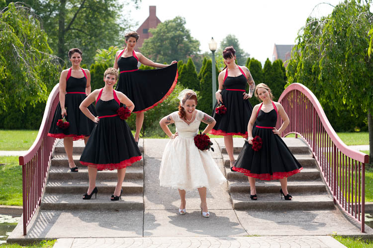 """A """"Totally Neat, Totally Sweet"""" Music-Themed Wedding"""