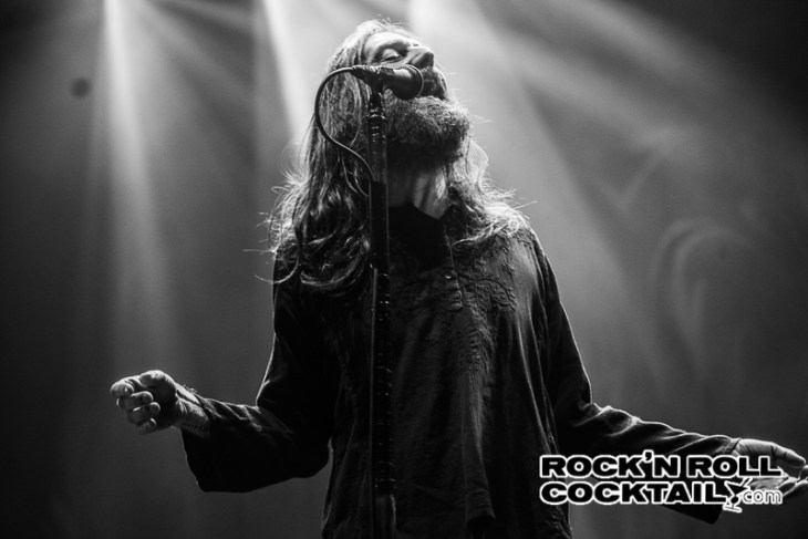 Black Crowes shot by Jason Miller