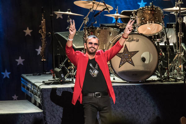Ringo Starr All Star Band Tour 2015