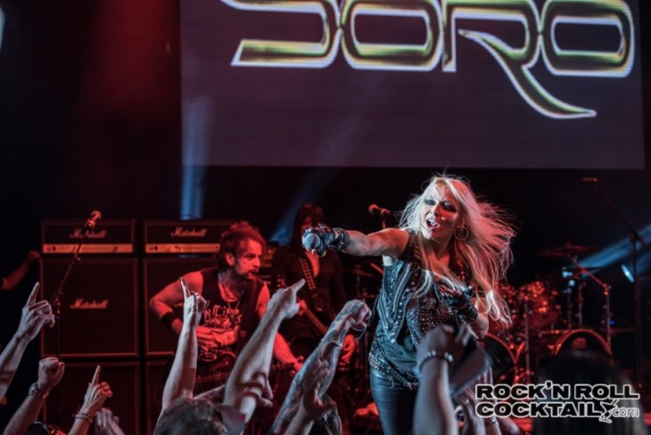 Monsters of Rock 2016 by Jason Miller