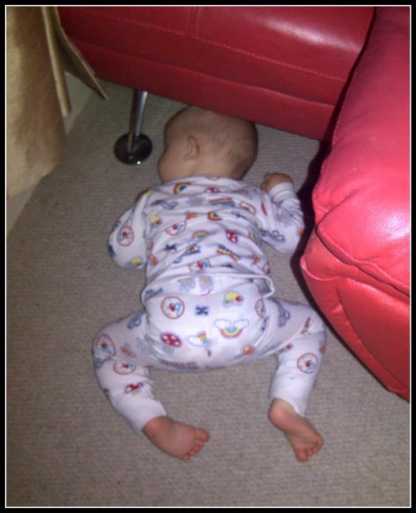 Jimmy Floor Sleeping