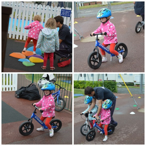 Haven Holiday Balance Bikes
