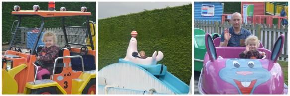 Paultons Park Little Rides