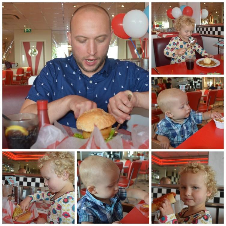 Deans Diner Meal 6