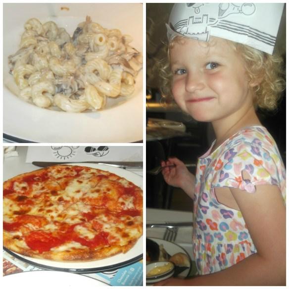 Pizza Express Summer Menu 3