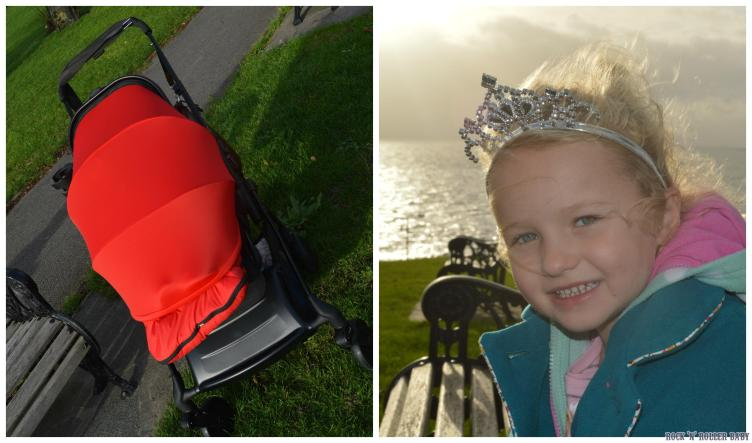 A fave couple of pictures from the week. Southend last weekend where the show we went to see was rubbish but we had fun sitting outside in the wind, especially watching Jimmy shield himself from it in the buggy!