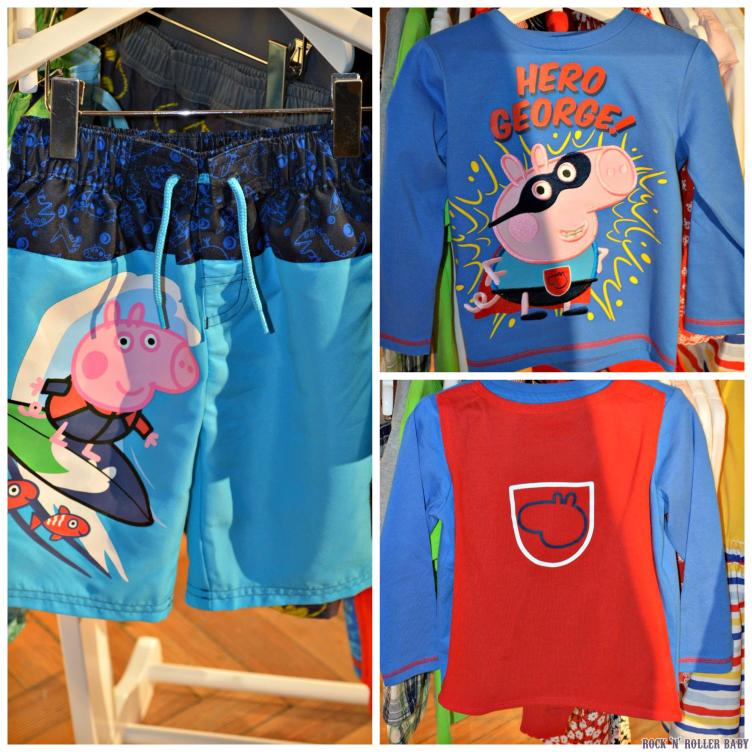 Jimmy also loved these and especially because of the cape!