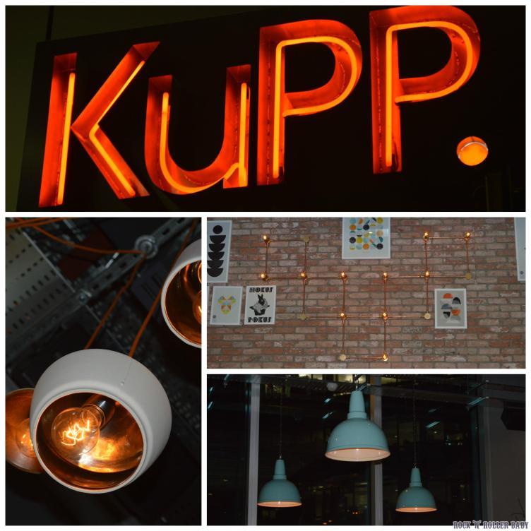 I love the 'LOOK' of Kupp!