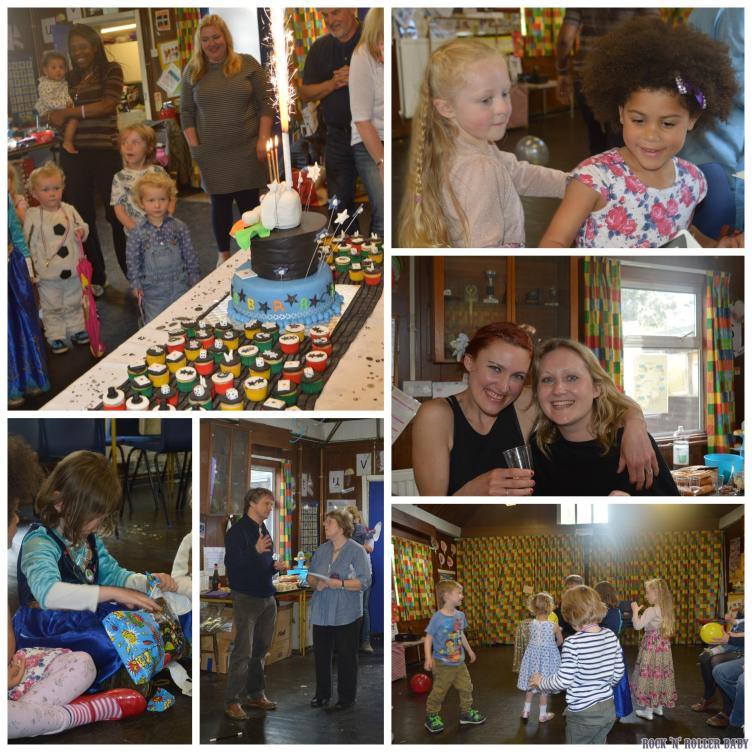 Super magic party fun on Sunday!