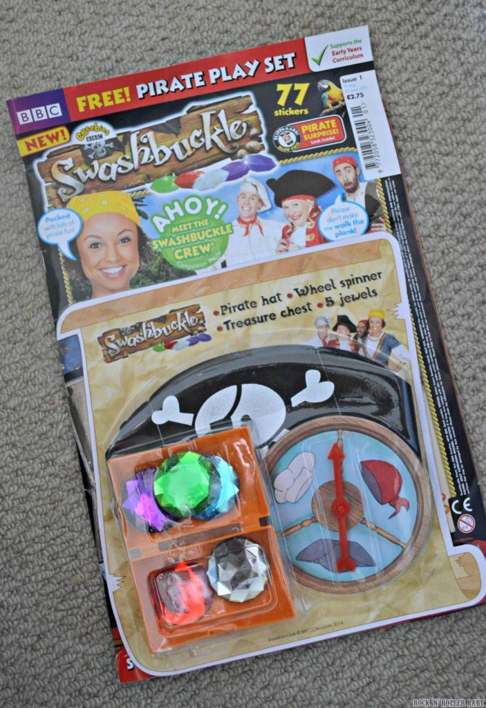 The new Swashbuckle Magazine!