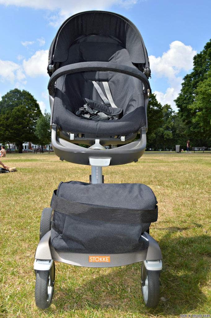The Stokke Xplory is very eye catching but what I wanted to know was how well it performed! It's no use having something really pretty that doesn't do the job - happily, I've found it to be pleasing in aesthetics AND use!