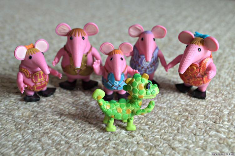Little Klanger figures!