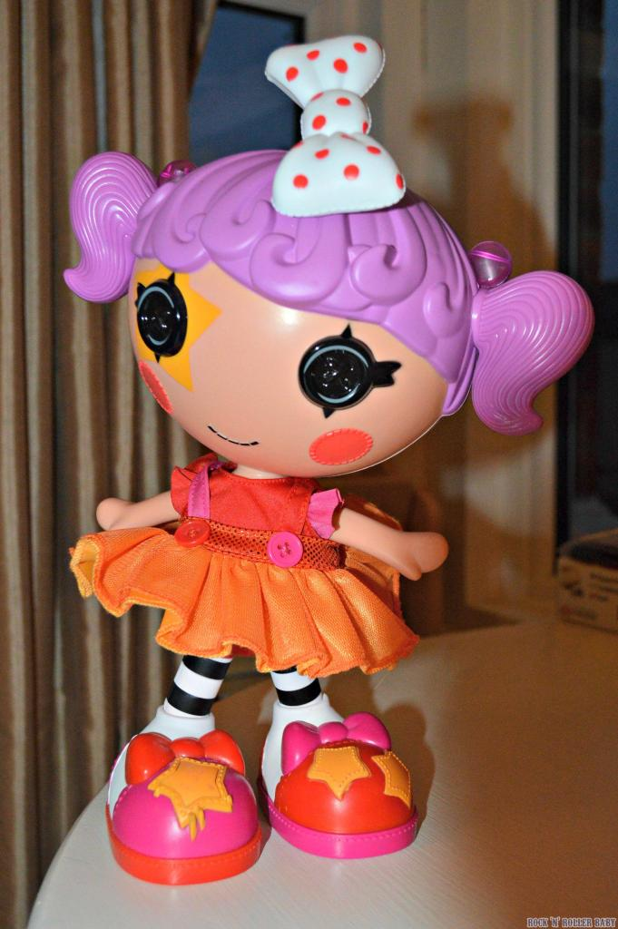 The new Super Silly Party Dance With Me doll - Peanut Bigtop!