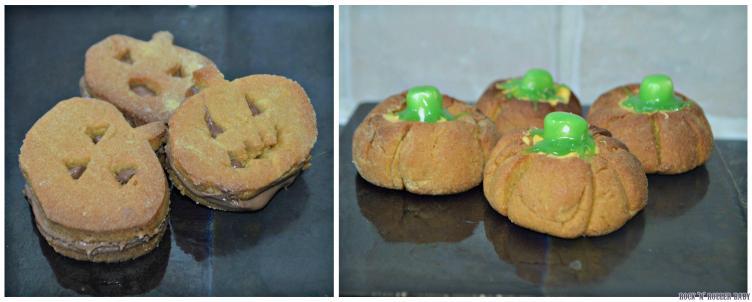 My pumpkin cookies!