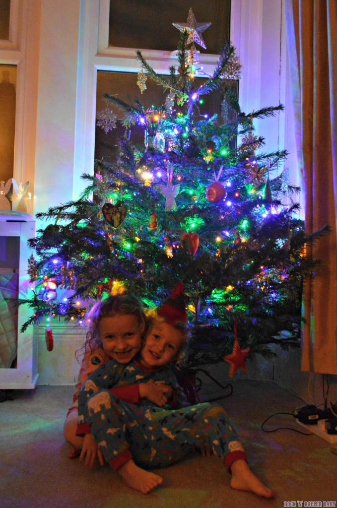 The tree in all its glory!