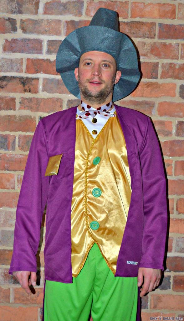 Willy Wonka Daddy!