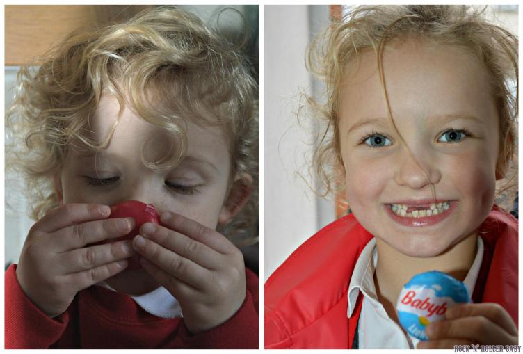 Most children enjoy a Mini Babybel and most grown ups do too!