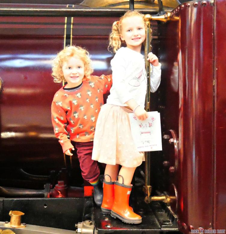 The Transport Museum is one of our faves!