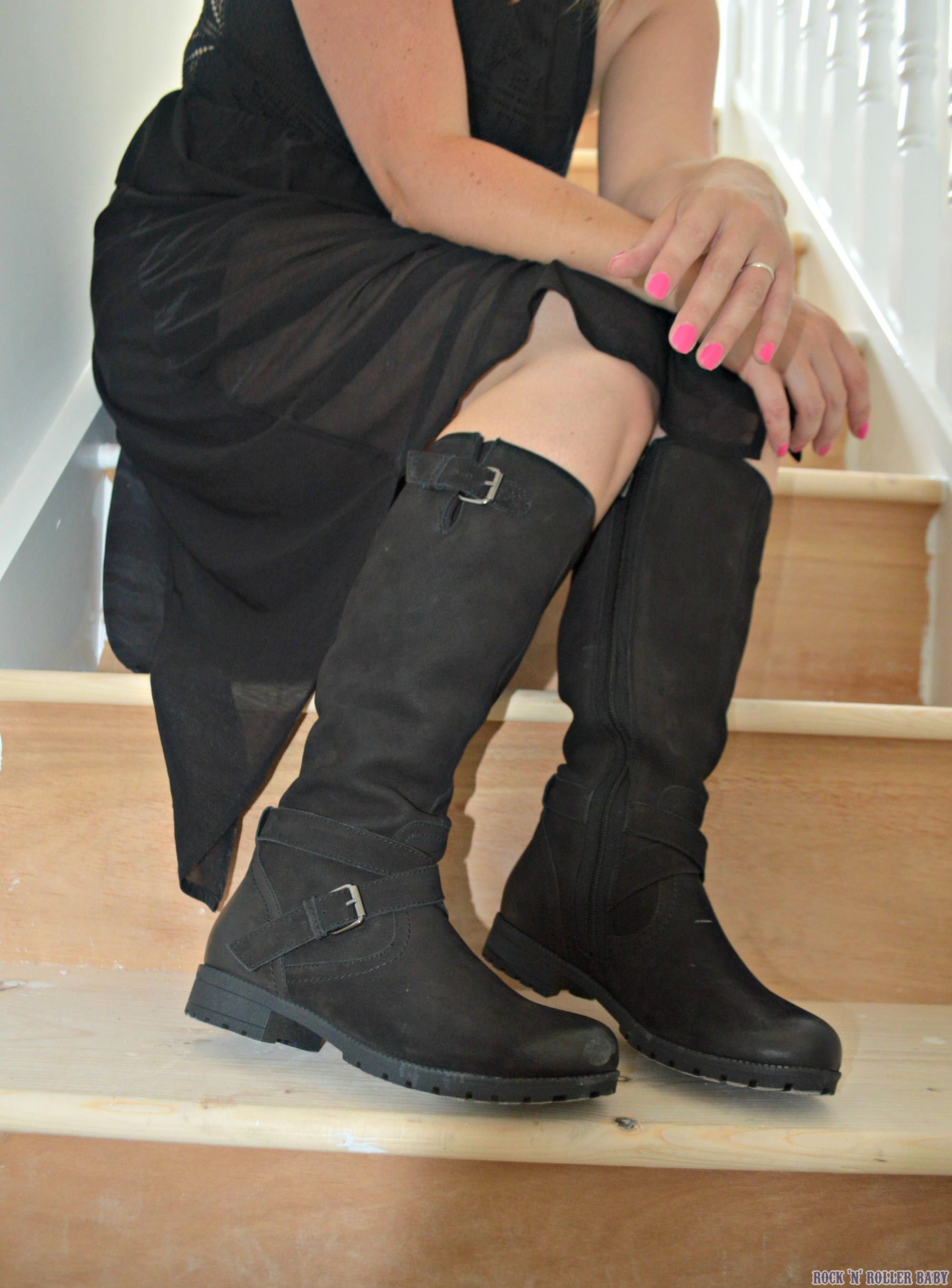 A Hotter Mum - Hotter Shoes!