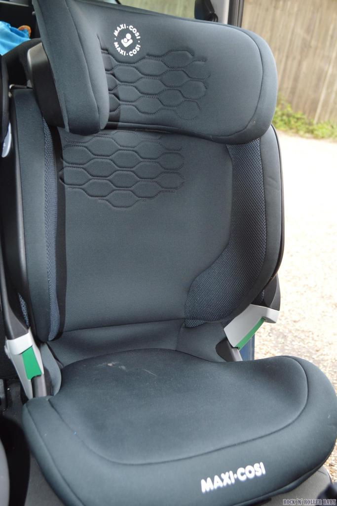 Maxi-Cosi Kore Pro i-Size - Car Seat Review! - RocknRollerBaby