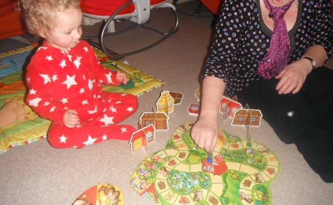 Orchard Toys Three Little Pigs Game A Review