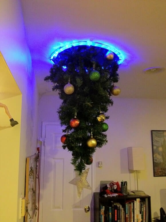 What Meaning Upside Down Christmas Tree