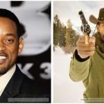 Will Smith quase foi Django em Django Livre (2012)