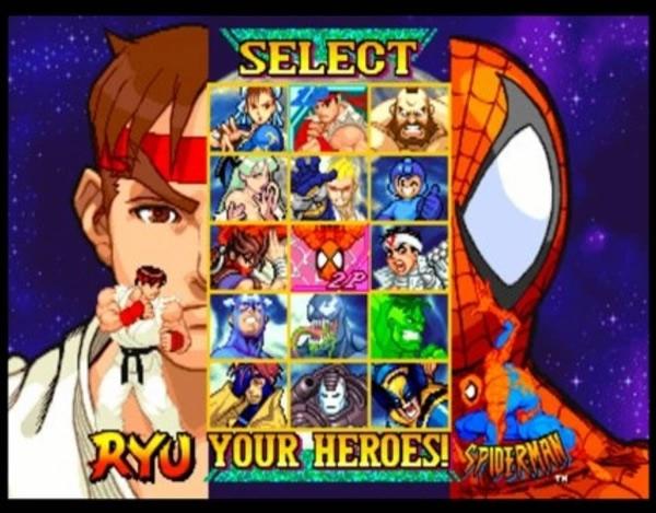 30 Telas De Seleo De Personagens De Jogos De Videogame