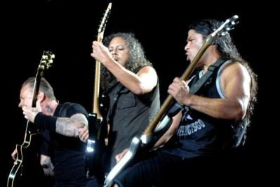 Metallica en Santiago | Fotógrafo: Álvaro Pruneda