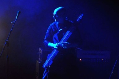 Tony Levin - Stick Men | Fotógrafo: Javier Valenzuela