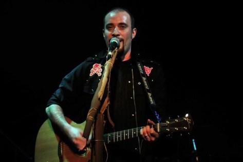 José Bennett en vivo en Chile | fotógrafo: Javier Valenzuela