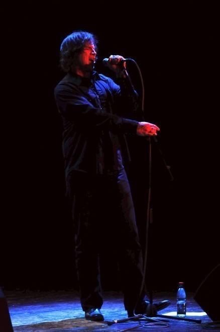 Mark Lanegan en Chile | Fotógrafo: Javier Valenzuela