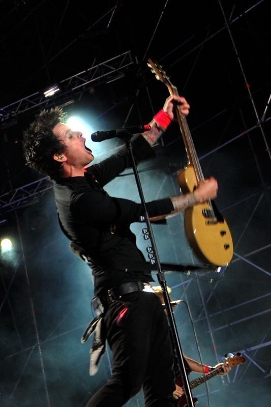 Green Day en Chile 2010 | Fotógrafo: Javier Valenzuela