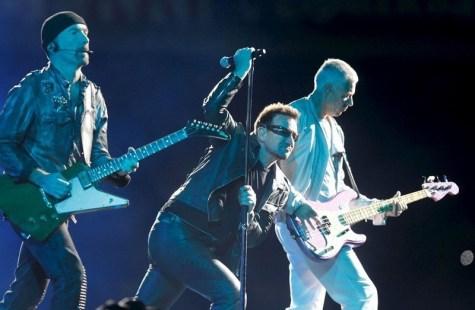 U2 360 Tour - 25 de marzo 2011 - Estadio Nacional - Santiago Chile