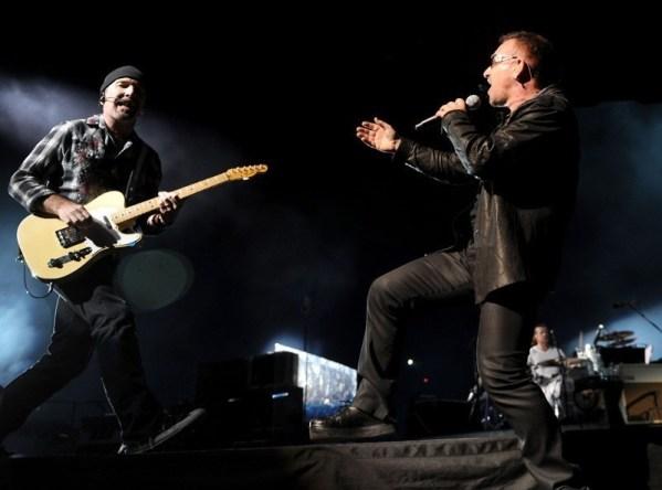 U2 360 Tour - Pasadena - October 25, 2009