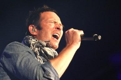 Scott Weiland, voz de Stone Temple Pilots | Fotografa: Lulú Urdapilleta