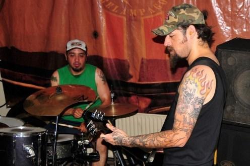 Devil Presley | Lollapalooza Chile 2011