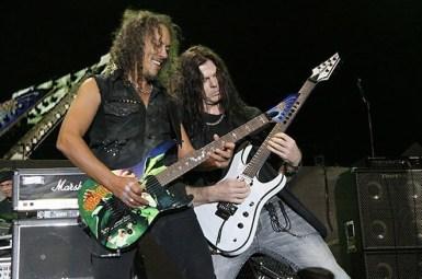 The Big 4 - Metallica, Slayer, Megadeth y Anthrax en California
