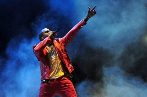 Kanye West - Lollapalooza Chile 2011 – Día dos | Fotógrafo: Javier Valenzuela