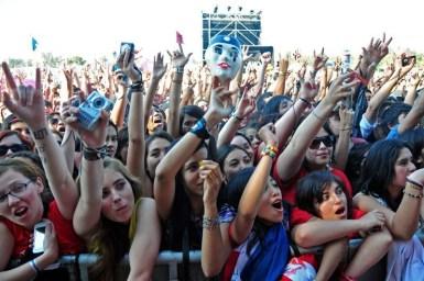 Público - Lollapalooza Chile 2011 | Fotógrafo: Javier Valenzuela