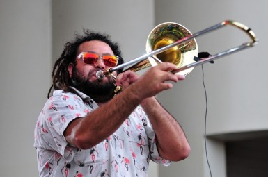 Chico Trujillo - Lollapalooza Chicago 2011 | Fotógrafo: Javier Valenzuela