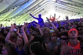 Lollapalooza Chicago 2011 - dia uno | Fotógrafo: Javier Valenzuela