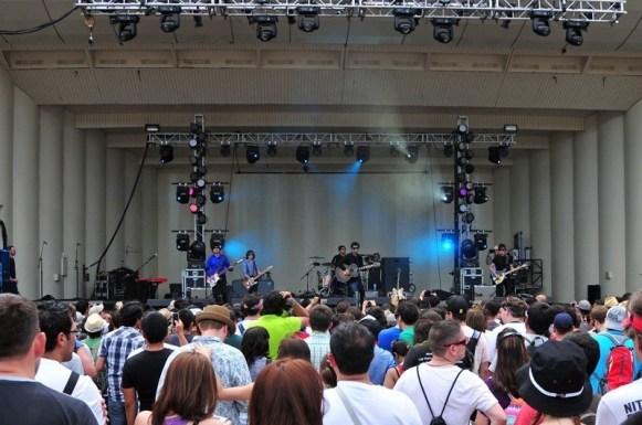 Los Bunkers - Lollapalooza Chicago 2011 | Fotógrafo: Javier Valenzuela