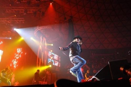 Guns N' Roses en Chile 2011 | Fotógrafo: Álvaro Pruneda