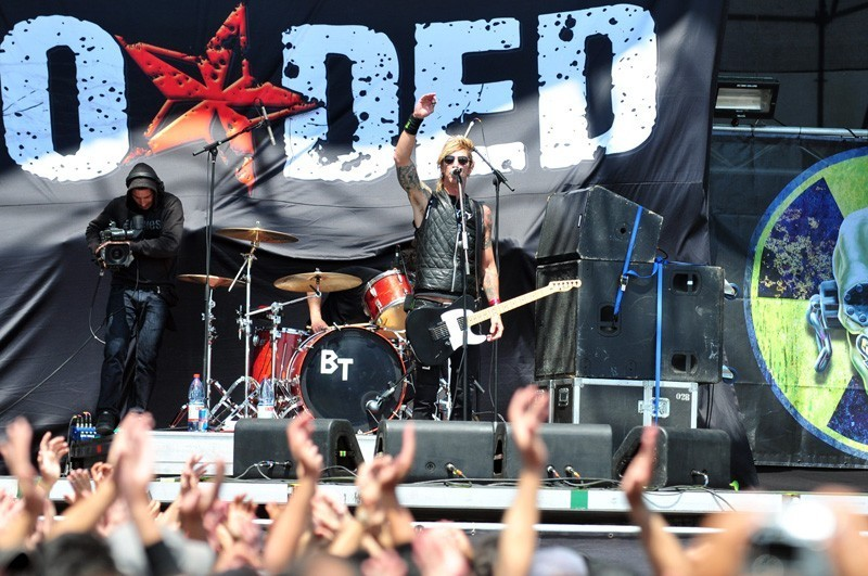 Duff McKagan's Loaded - Maquinaria Festival 2011 | Fotógrafo: Javier Valenzuela