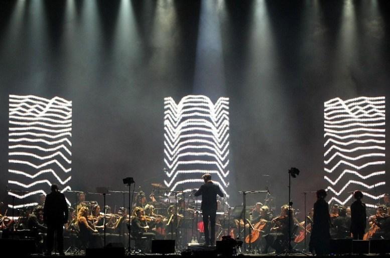 Peter Gabriel - Chile | Fotógrafo: Roberto Vergara