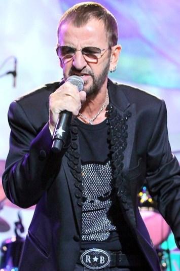 Ringo Starr en Chile | Fotógrafo: Carlos Müller