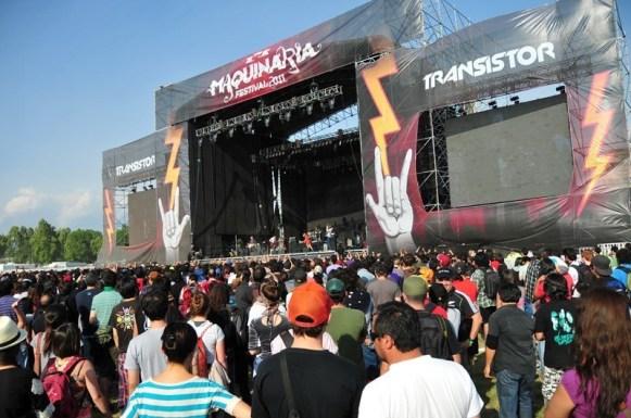 Sonic Youth - Maquinaria Festival 2011 | Fotógrafo: Javier Valenzuela