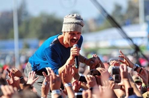 James en Lollapalooza - Abril - Lo mejor del 2011 | Fotografía de Javier Valenzuela